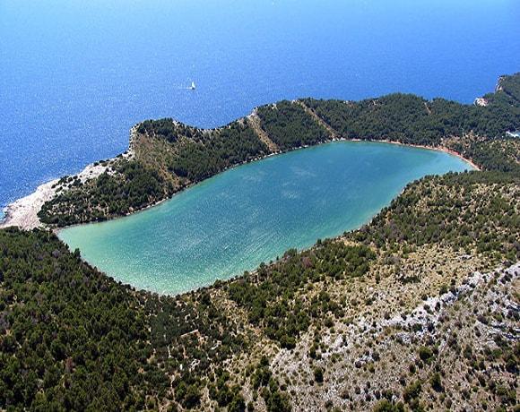 Slano jezero Mir