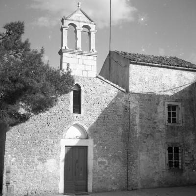 13. Zaglav, samostanska crkva