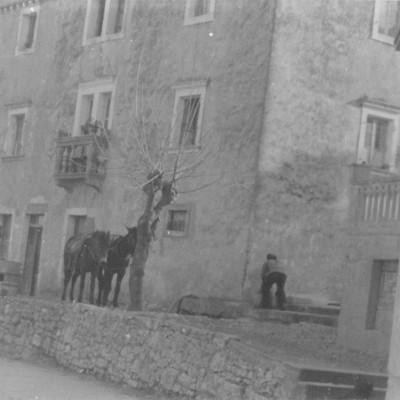 9.Sali, KućA Franceschini, OšTrić OžUjak 1950.
